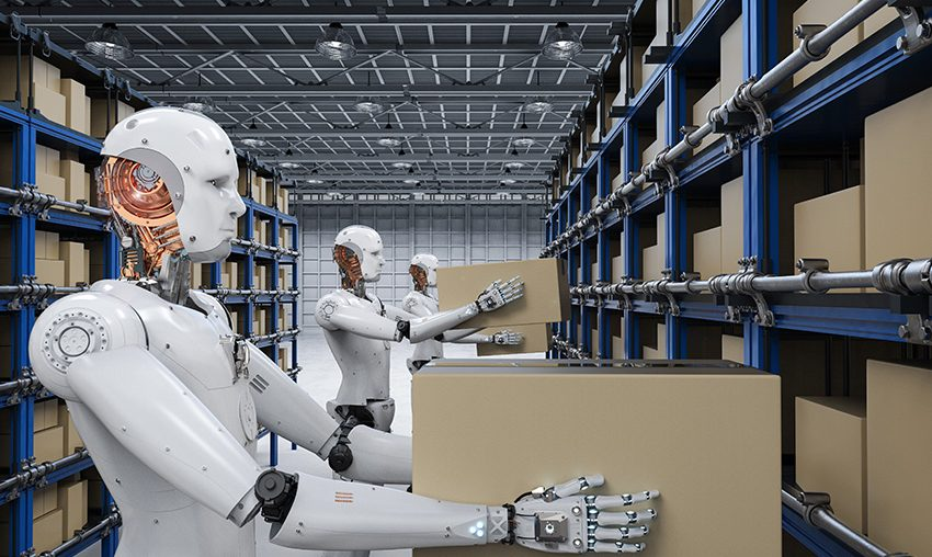Why are Humans Being Replaced By Robots