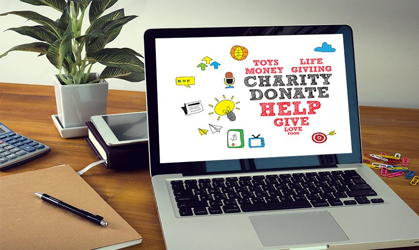 Charity and technology