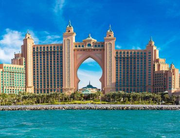 Dubai's Atlantis Turns Dell Technologies