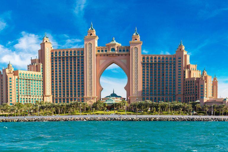 Dubai's Atlantis Turns Dell Technologies