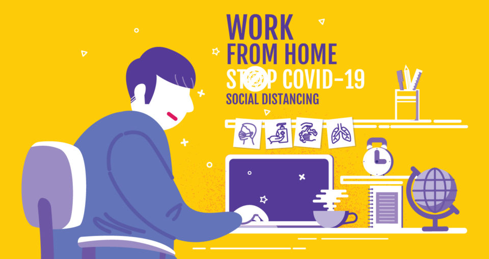 5 Best Tips To Work From Home